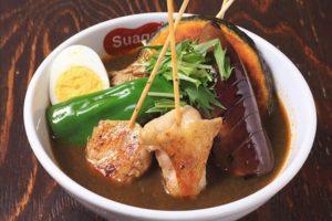 soup curry Suage + 本店