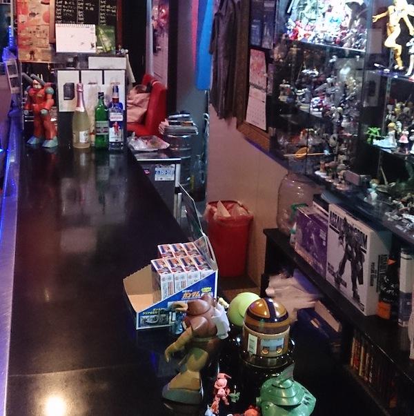 G-bar ジャブロー