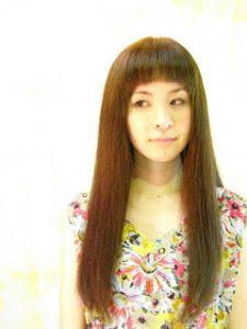 Hair make ef.