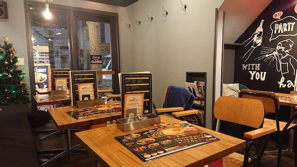 店内2-カレー&ごはんカフェouchi-すすきのへ行こう